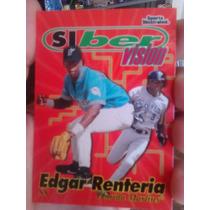 Edgar Renteria. Tarjeta Barajita Nro. 68. Año 1997.