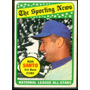 Cp1 Ron Santo Topps 1969 Nº 420 The Sporting News Cubs