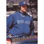 Bv Roger Clemens Toronto Blue Jays Pinnacle Inside 1998 #86