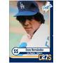 Cl27 Enzo Hernandez #4 Produccion Nacional- Dodgers