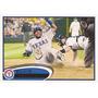 Bv Elvis Andrus Texas Rangers Topps 2012 #439
