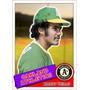 Cl27 Barajita Marcano Trillos Atleticos De Oakland