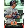 Bv Asdrubal Cabrera Cleveland Indians Bowman Platinum 2012