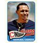 Bv Asdrubal Cabrera Cleveland Indians Topps Heritage 2014
