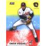 Cl27 Omar Vizquel Bandera Venezuela Big