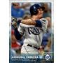 Bv Asdrubal Cabrera Tampa Bay Rays Topps 2015 #511
