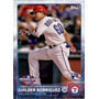 Bv Guilder Rodriguez Texas Rangers Topps Opening Day 2015
