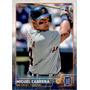 Bv Miguel Cabrera Detroit Tigers Topps 2015 #200