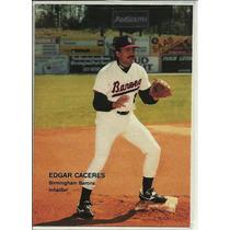 Cl27 Liga Menor Edgar Caceres 1990 Best Card #206