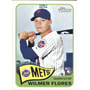 Cl27 2014 Topps Heritage #h578 Wilmer Flores Rc