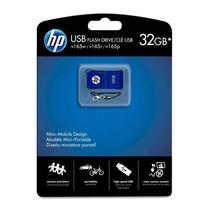 Minipendrive 32gb Hp V165w 100% Original, Mayor Y Detal
