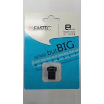 Mini Pendrive 8gb Emtec
