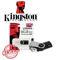 Pendrive Kingston 16 Gb 100% Original Garantizado Soms Tiend
