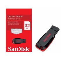 Pen Drive 32gb 100% Originales Usb Sellados Blister Directv