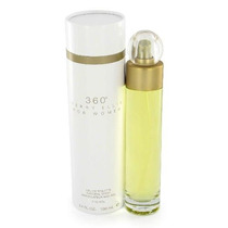 Perfume 360 Clásico De Perry Ellis De 100ml De Dama