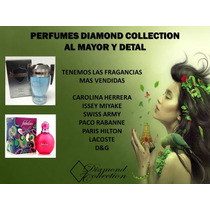Perfumes Diamond Collection 100ml Mayor Y Detal
