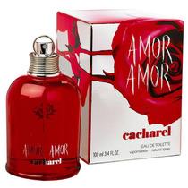 Excelentes Perfumes Amor Amor De Cacharel Importados.