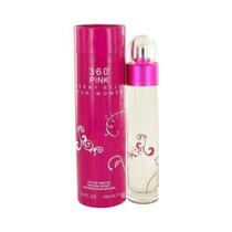 Perfume 360 Pink De Perry Ellis De 100ml De Dama