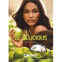 Perfume Dkny Be Delicious For Her 100ml Envio Gratis Serex