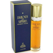 Diamantes Y Zafiros By Elizabeth Taylor (dama) 100 Ml
