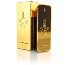 Perfume 1 Million Paco Rabanne 100 Ml Original