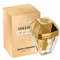 Perfume Lady Million Eau My Gold For Her 80 Ml
