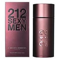 Perfume Original 212 Sexy Caballero Ch Miami Fl