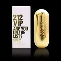 Perfumes 212 Vip Dorado Mujer 80 Ml
