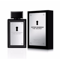 The Secret - Antonio Banderas - Caballero- Original - 100 Ml