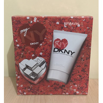 Perfume Dkny Be Delicious Myny Gift Set San Valentin