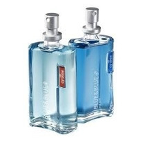 Perfume Blue & Blue De Dama Y Caballero De Cyzon De 75 Ml