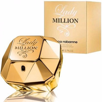 Paco Rabbane Lady Million 50ml Original100% Dama
