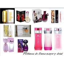 Perfumes De Dama Y Caballero Al Mayor Y Al Detal
