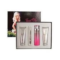 Perfume Original Estuche Ph Just Me Dama 4 Pzas Miami Fl