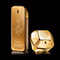 Perfume One Million And Lady Million By Paco Rabanne