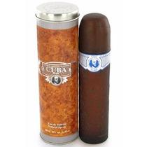 Cuba Blue - Caballero- Original - 100 Ml