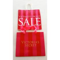 Bolsas De Regalo Med. De Victoria Secret Originales