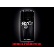 Paco Rabbane Black Xs Caballero 100ml Original