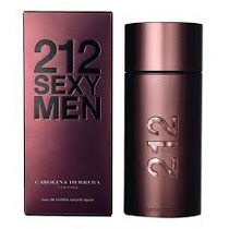 Colonia Sexy For Men 212