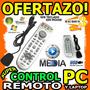 Wow Control Remoto Para Pc Y Laptop Usb Multimedia Unicos