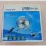 Usb Mini Fan / Usb Mini Ventilador Metalico
