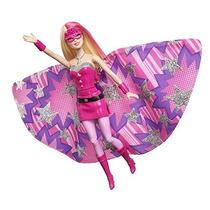 Barbie Princess Power 2 En 1 Mattel Capa Super Princesa