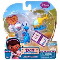 Doctora Juguete Hallie Stuffy & Rhonda - Disney