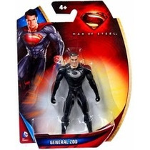 General Zod Original Mattel Villano Superman Man Of Steel