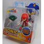 Figura Sonic Juguete En Su Empaque Original Muñeco