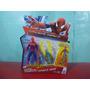 Figura Spiderman Hombre Araña Y Electro