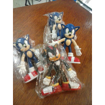 Sonic Figura De 4cm