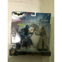 Batman Vs Scarecrow Dark Knight Figura De Acción 5 Pulgadas
