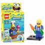 Bob Esponja Pelicula - Figura Tipo Lego De Pez Heladero