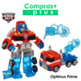 Transformers Rescue Bots Energize - Optimus Prime 17cm